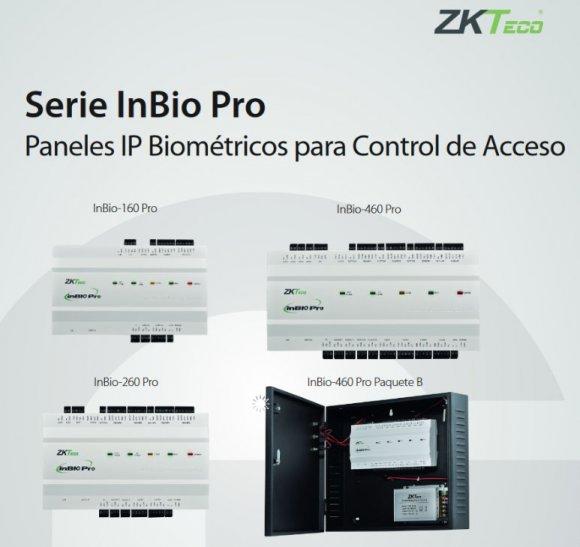 ZKTECO ZK-INBIO460PROBOX