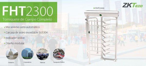 ZKTECO FHT2300