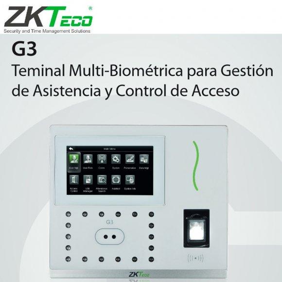 ZKTECO ZK-G3