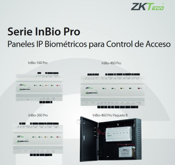 ZKTECO ZK-INBIO260PROBOX