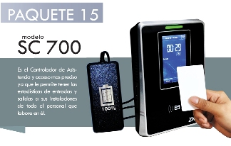 ZKTECO ZK-SC700