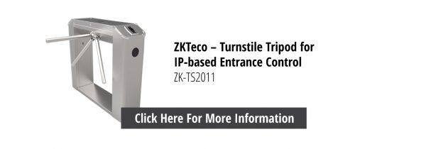 ZKTECO TS2011 PRO