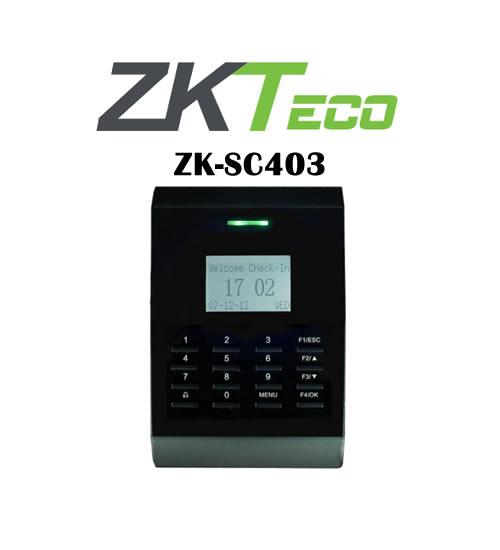 ZKTECO ZK-SC403