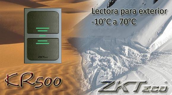 ZKTECO KR500E