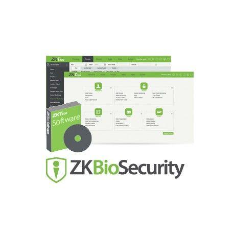 ZKTECO ZK-BIOSECUR3.0-2