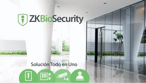 ZKTECO ZK-BIOSECURITY3.0-ELEVADOR